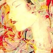 Asian Tropic Art Print