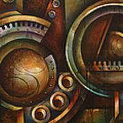 'assembly Required' Print by Michael Lang