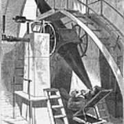 Astronomer, 1869 Art Print