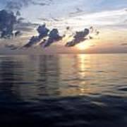 Atlantic Sunset 1 Art Print