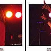 Audio Outlaws - Cross Your Eyes And Focus On The Middle Image Art Print