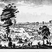 Australia: Gold Rush, 1851 Art Print