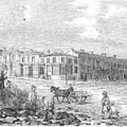 Australia: Melbourne, 1853 Art Print