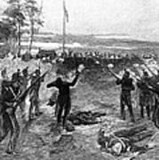 Australia: Rebellion, 1854 Art Print