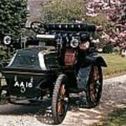 Auto: Daimler, 1899 Art Print
