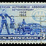 Automobile Association Of America Art Print