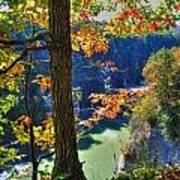 Autumn At Letchworth State Park Art Print
