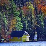 Autumn Color 5 Art Print