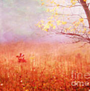 Autumn Dreams Print by Darren Fisher