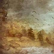 Autumn Dreams Art Print by Gun Legler