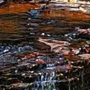 Autumn Falls 2 Art Print
