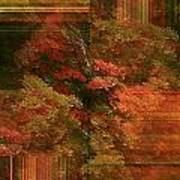 Autumn Illusion Art Print