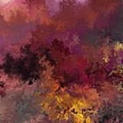 Autumn Illusions  Art Print