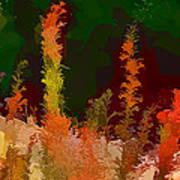 Autumn Pastel Art Print by Tom Prendergast