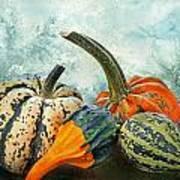 Autumnal Art Print
