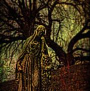 Ave Maria Full Of Sorrows Art Print