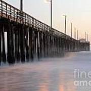 Avila Beach Pier California 5 Art Print