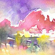 Awakening On Planet Goodaboom Art Print
