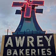 Awrey Bakeries Outlet Store Art Print