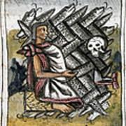 Aztec: Life And Death Art Print