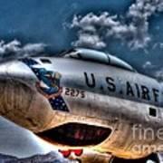 B-47 Stratojet Art Print