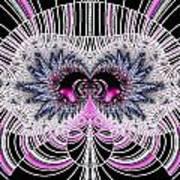 Baboon Eyes Art Print