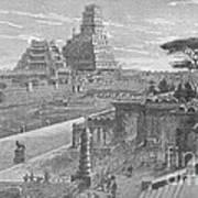 Babylon Art Print by Science Source