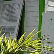 Bahama Conch House Art Print