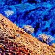 Baja California Coast - Sea Of Cortez Art Print