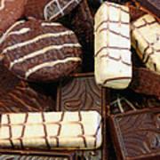 Baker - Who Wants Cookies Art Print