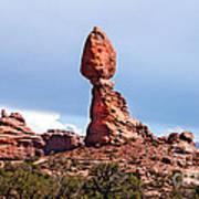 Balance Rock Art Print
