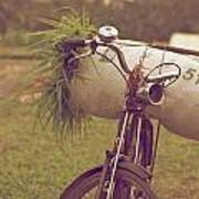 Bali Bike Art Print