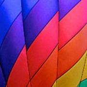 Balloon Rainbow Take 2 Art Print
