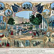 Baltimore: 15th Amendment Art Print