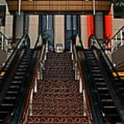 Baltimore Stairway Art Print