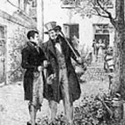 Balzac: Le P�re Goriot Art Print