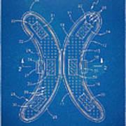 Banana Protection Device Patent Art Print