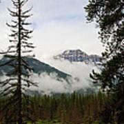 Banff View Art Print