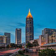 Bank Of America Plaza Atlanta Art Print