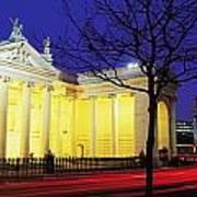 Bank Of Ireland, College Green, Dublin Art Print