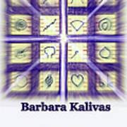 Barbara Kalivas Art Print