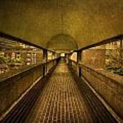 Barbican Walk Art Print