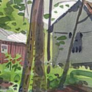 Barns 12 Art Print