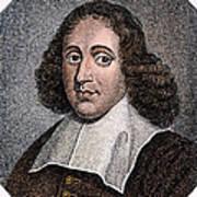 Baruch Spinoza (1632-1677) Art Print