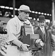 Baseball: Camera, C1911 Art Print