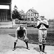 Baseball: Princeton, 1901 Art Print