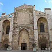 Basilica Of Saint Mary Madalene Art Print