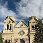 Basilica Of St Francis Art Print