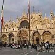 Basilica San Marco Art Print