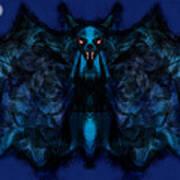 Batman 2055 Art Print